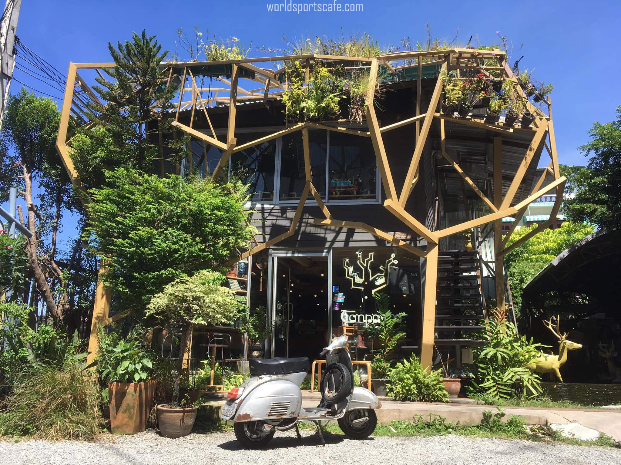 Companno Café คาเฟ่เมืองชลบุรี