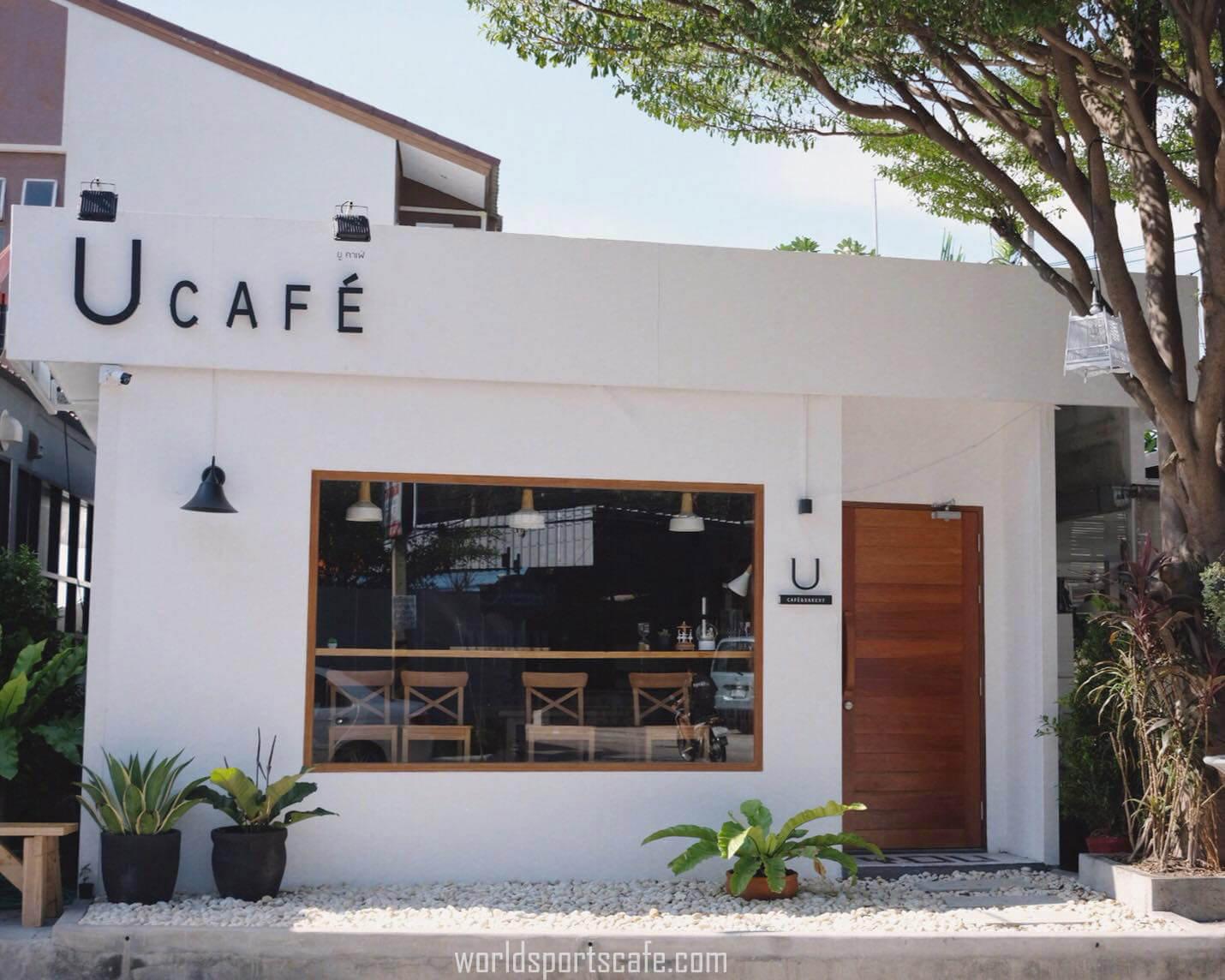 U Cafe & Bakery ร้านเล็กๆน่ารัก บางแสน
