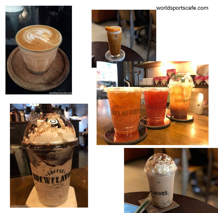 Coffee Brewflavors