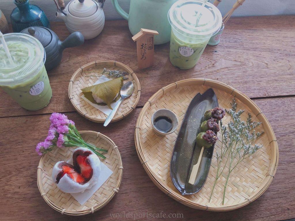 Open house café Bangsean