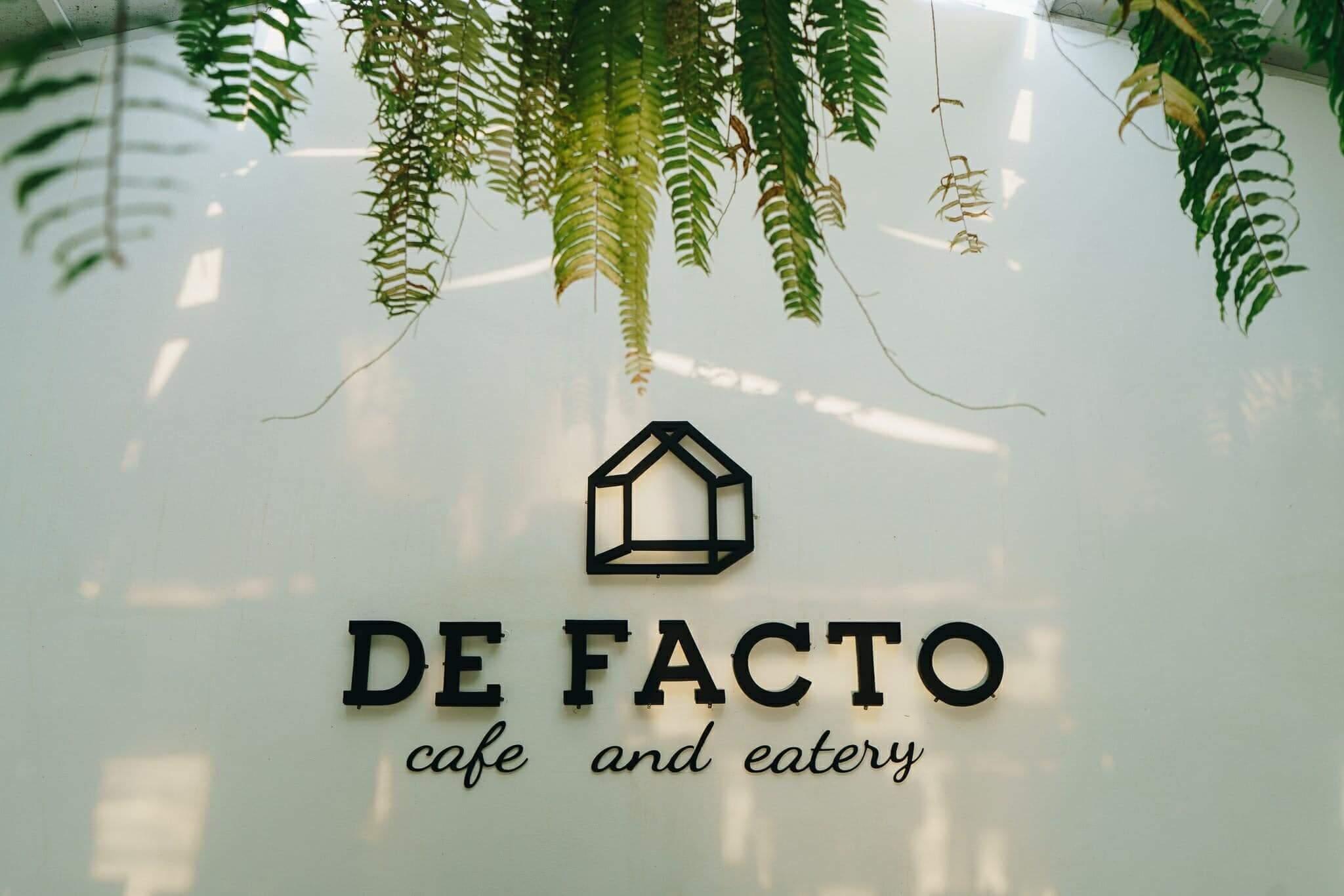 De factor cafe eatery ปทุมธานี