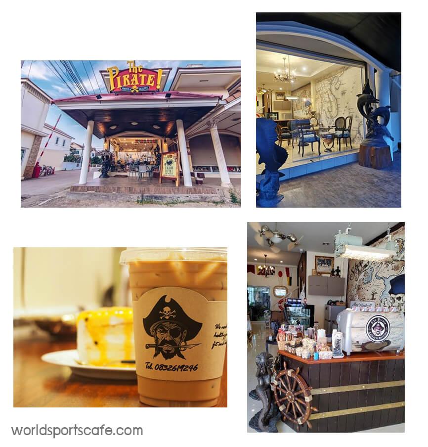 The Pirate Coffee