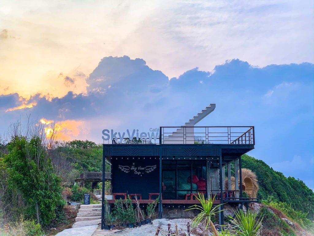 Sky View Cafe