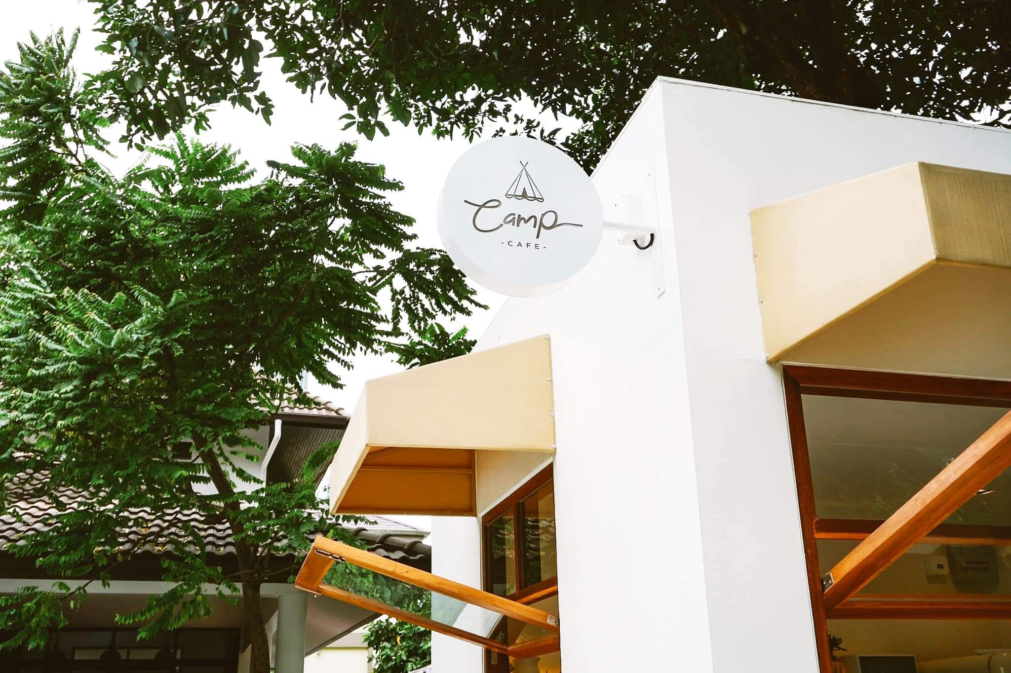 Camp Cafe Ari  คาเฟ่ย่านอารีย์ ที่เป็นทั้งคาเฟ่และแคมปิ้ง